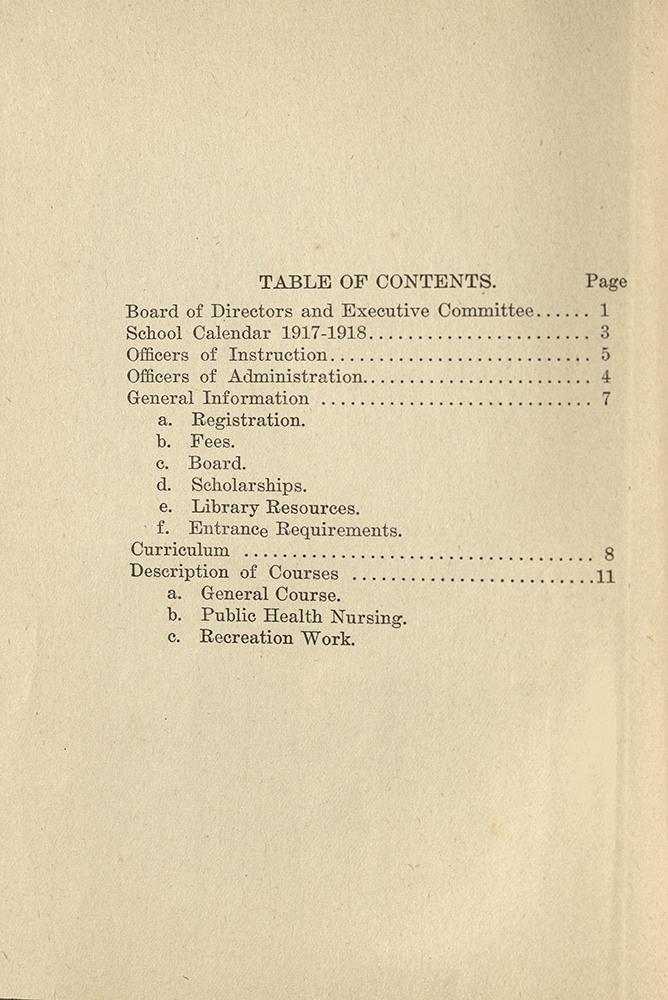 VCU_Richmond SSE First Annual Announcement 1917-18 ToC p2 rsz.jpg