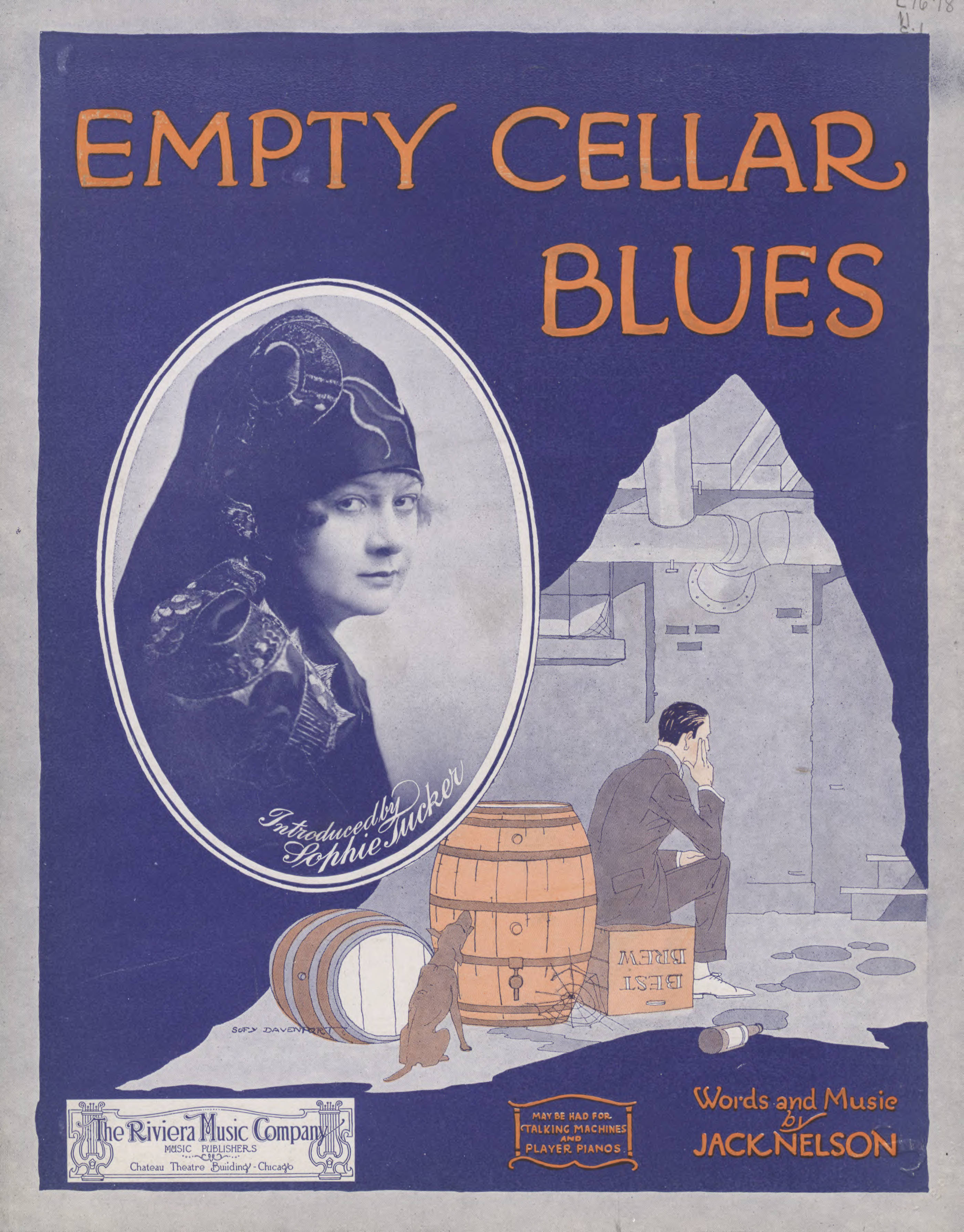 Baylor Univ Libraries_Empty cellar blues.jpg