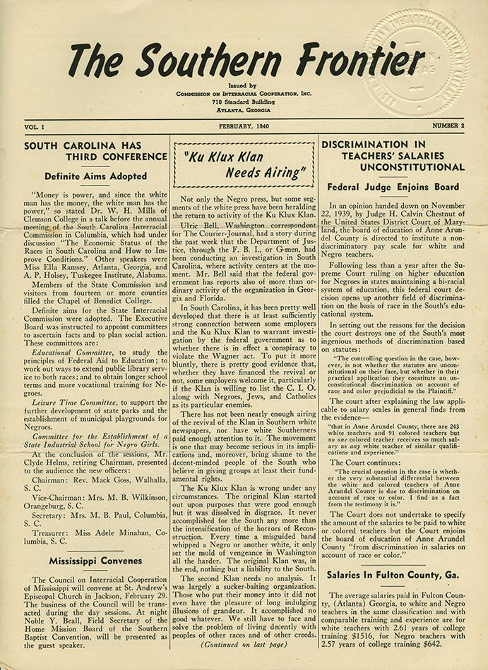 Austin Sem_Southern Frontier v1 n2 1940 p1 rsz.jpg