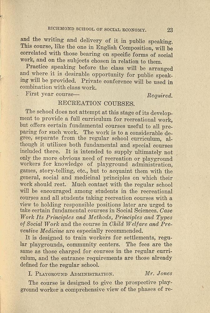 VCU_Richmond SSE First Annual Announcement 1917-18 p23.jpg