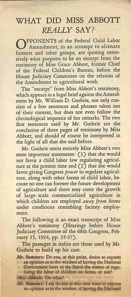 U Minnesota_SWHA_Zimand G sw0212 B2 F17 What did Miss Abbott Really Say pamphlet p1 rsz.jpg