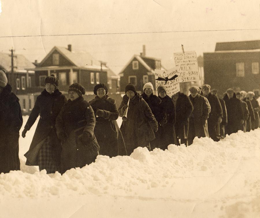 American Labor Mus_Marching through snow and sleet rsz.jpg