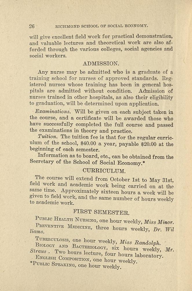 VCU_Richmond SSE First Annual Announcement 1917-18 p26 rsz.jpg
