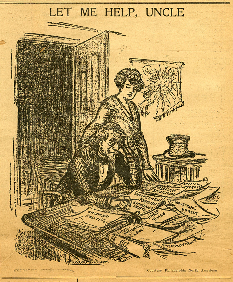 M9 Box 229 Womans Journal and Suffrage News Oct 23 1915 Morris H Pancoast cartoon rsz.jpg