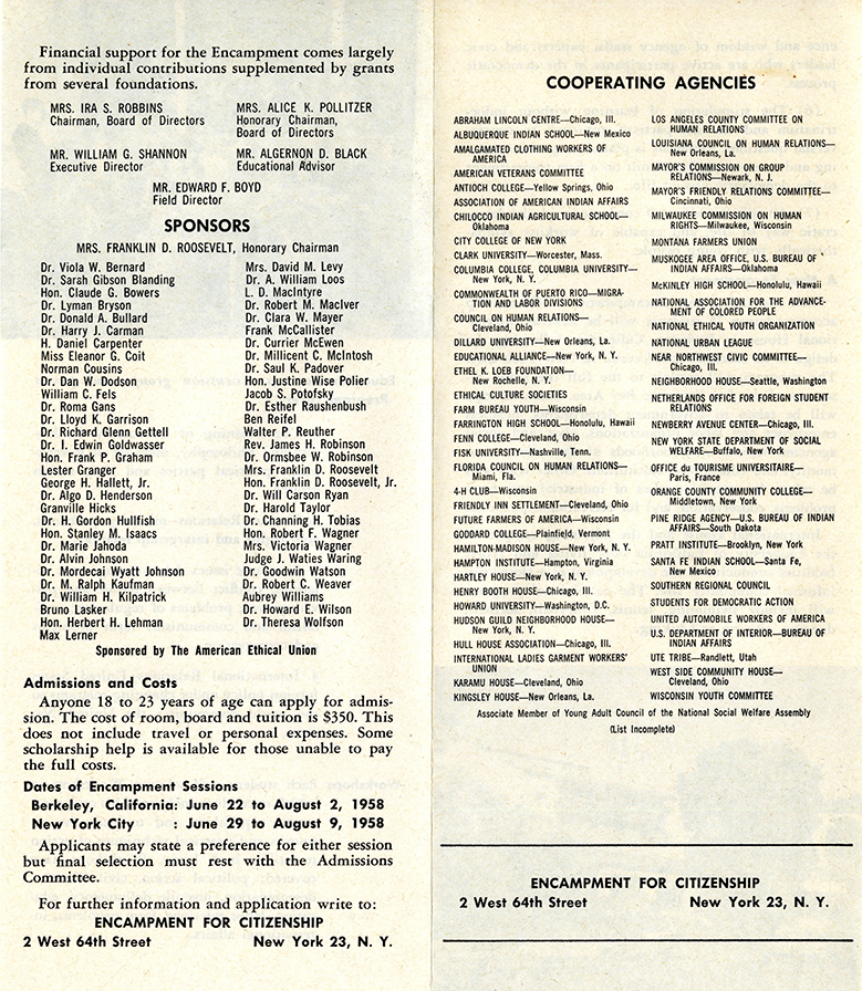 VCU_ Encampment for Citizenship brochure, 1958_3.jpg