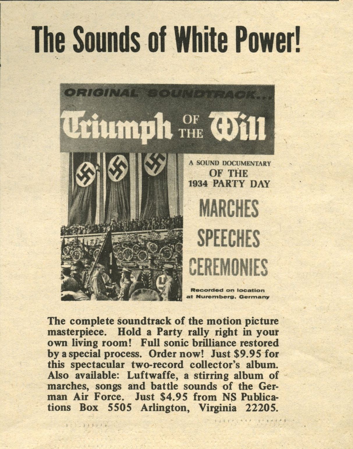 Beth Ahabah Museum_White Power Newspaper Feb 1972 p5 Sounds of White Power ad rsz.jpg