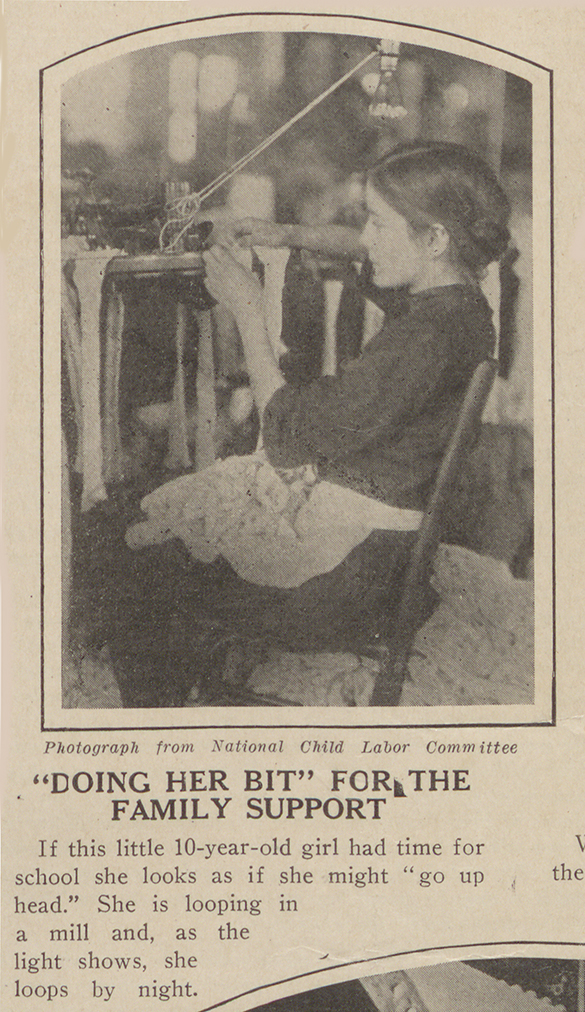 Woman Citizen June 9 1917 Doing Her Bit detail.jpg