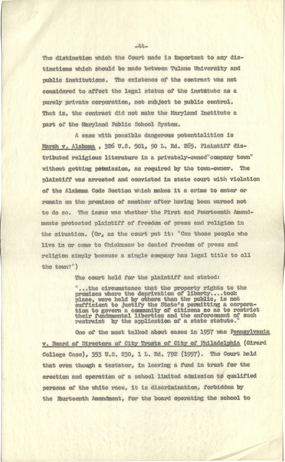 Tulane Univ_Segregation in the Field of Public and Private Law p44 rsz.jpg