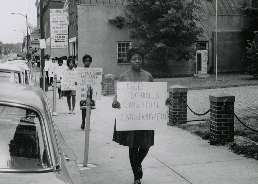 VCU_Closed Schools Constitute Catastrophe Farmville VA July 1963 rsz.jpg