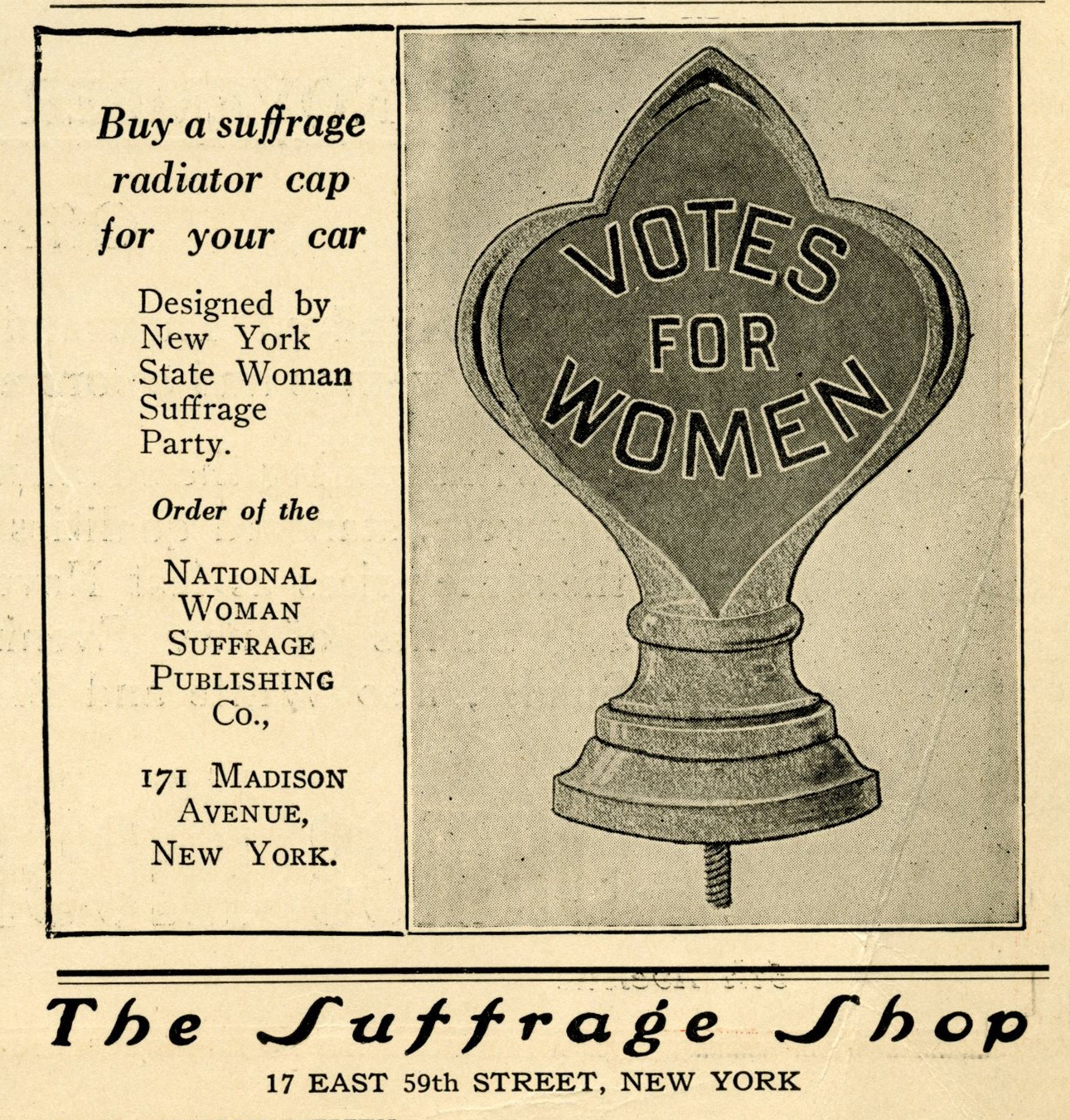 Woman Citizen Oct 27 1917 inside Suffrage radiator cap.jpg