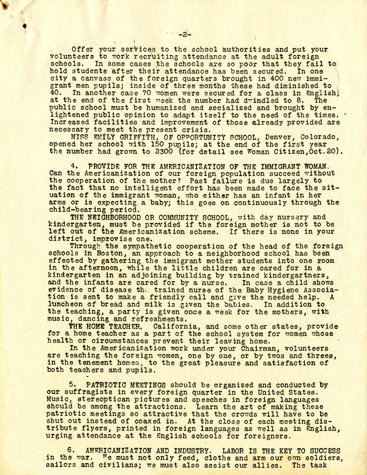 M 9 B 48 December Bulletin NAWSA Americanization Committee p2 rsz.jpg