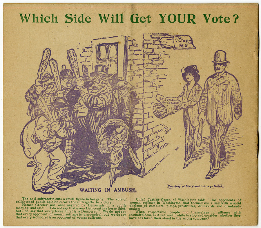 VCU_M 9 B50 Just Govt League of Md 1913-1921_Why Should Wmn Vote back cover rsz.jpg