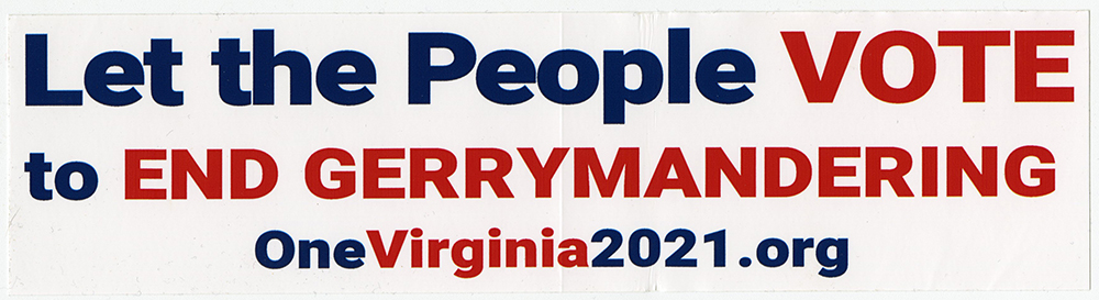 OneVirginia2021 Let the people vote bumper sticker rsz.jpg