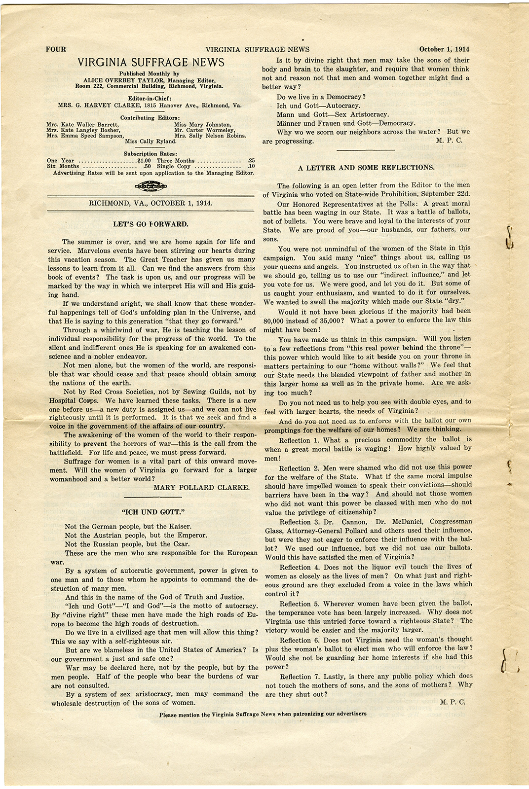 VCU_M9 B56 Virginia Suffrage News Oct 1 1914 p4 rsz.jpg