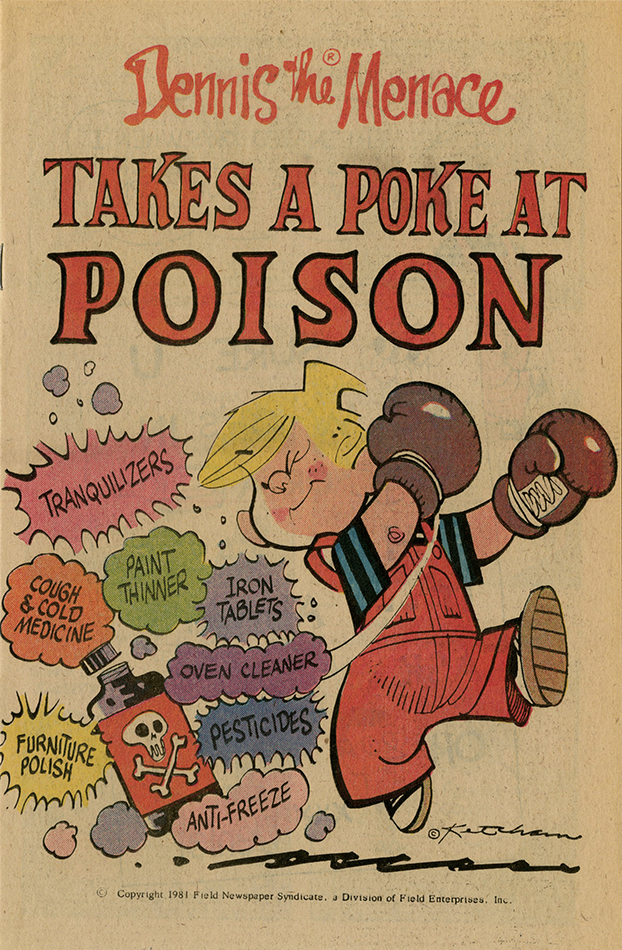 VCU_Dennis the Menace Takes a Poke at Poison cover rsz.jpg
