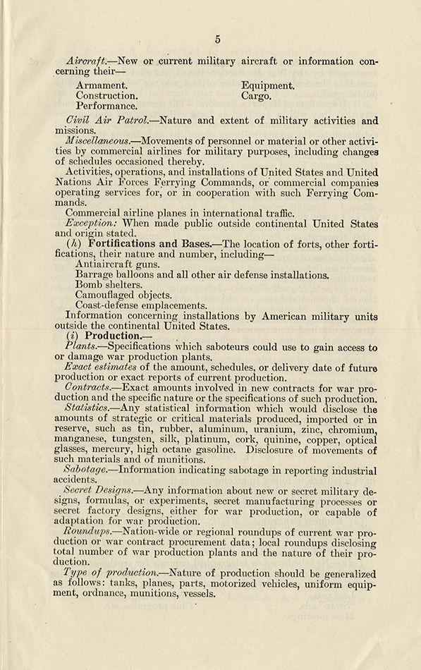 VCU_M172 B5 Radio Speech Material 1937_46 Code of Wartime Practices p5 rsz.jpg