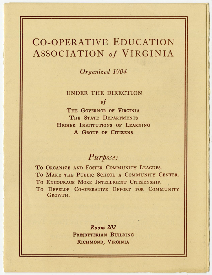 M 9 Box 98 Cooperative Education Assoc of Va pamphlet cover rsz.jpg