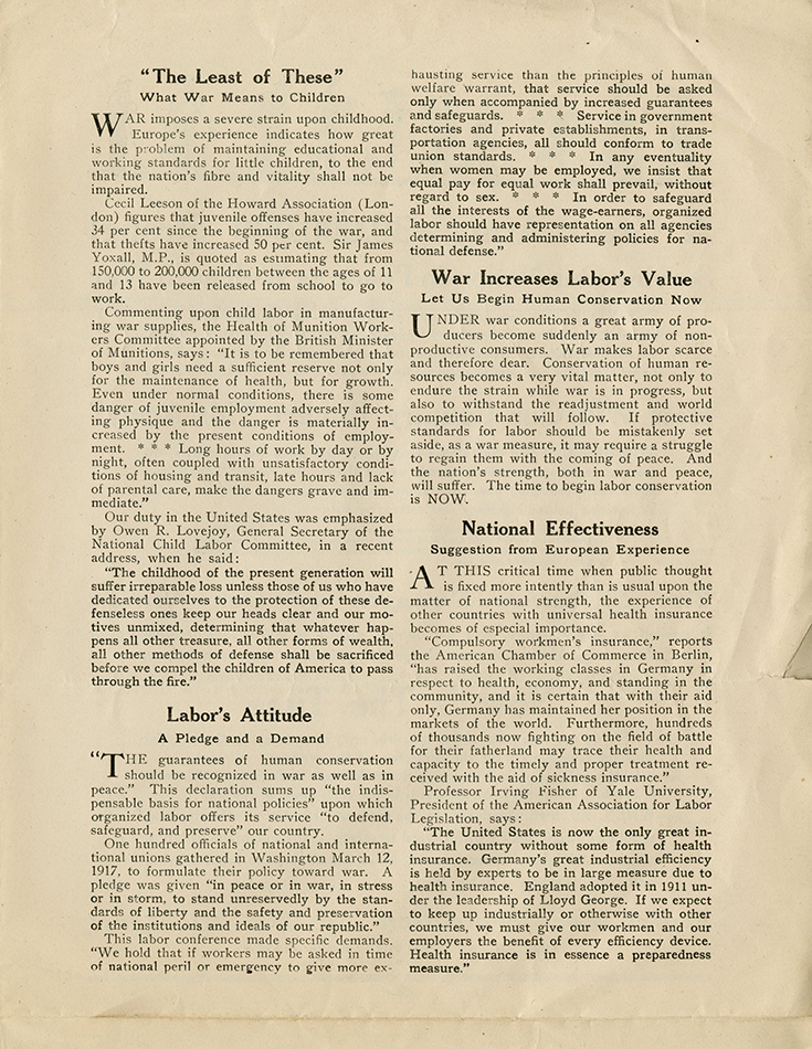 M 9 Box 98 Labor Laws in War Time_AALL Special Bulletin p3 rsz.jpg