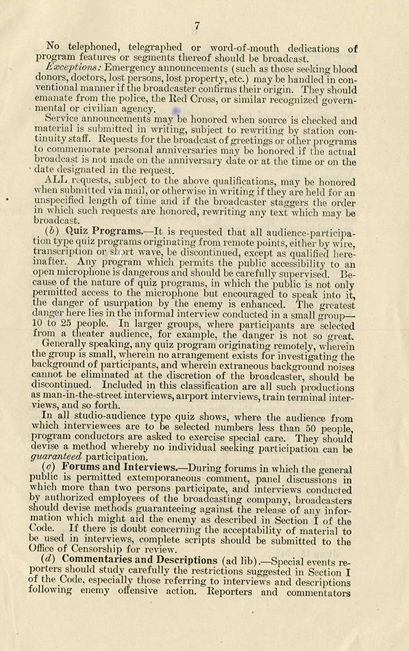 VCU_M172 B5 Radio Speech Material 1937_46 Code of Wartime Practices p7 rsz.jpg