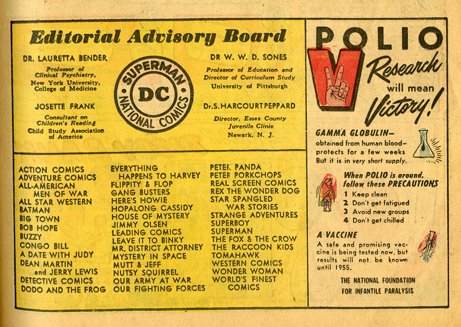Superboy The Superboy Souvenirs no.36 OCT 1954 3.jpg