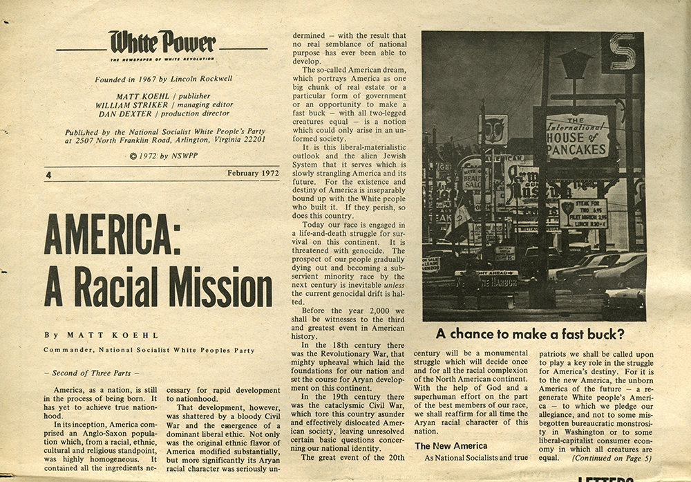 Beth Ahabah Museum_White Power Newspaper p4 America A Racial Mission pt1 rsz.jpg