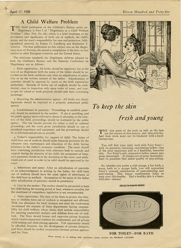 Woman Citizen April 17 1920 Child Welfare Problem p1145 rsz.jpg
