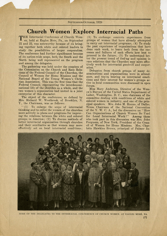 VCU_M 9 Box 81 fInterracial Commission Federal Council Bulletin Sept Oct 1926 p7 rsz.jpg
