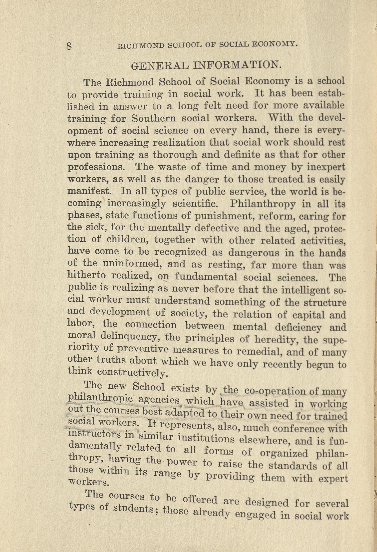 VCU_Richmond SSE First Annual Announcement 1917-18 p8 rsz2.jpg