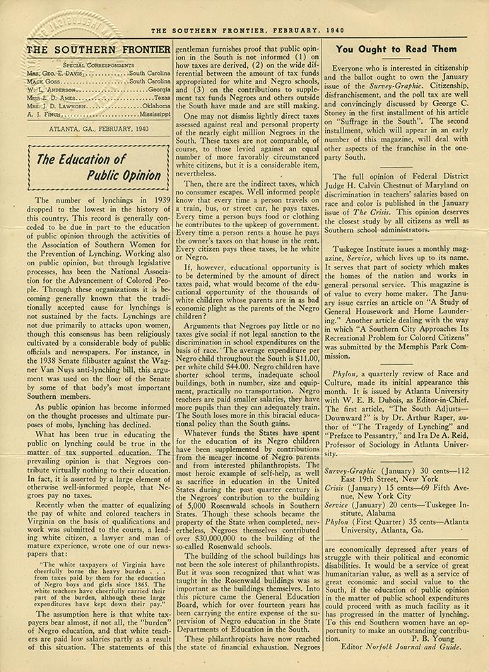 Austin Sem_Southern Frontier v1 n2 1940 p2 rsz.jpg