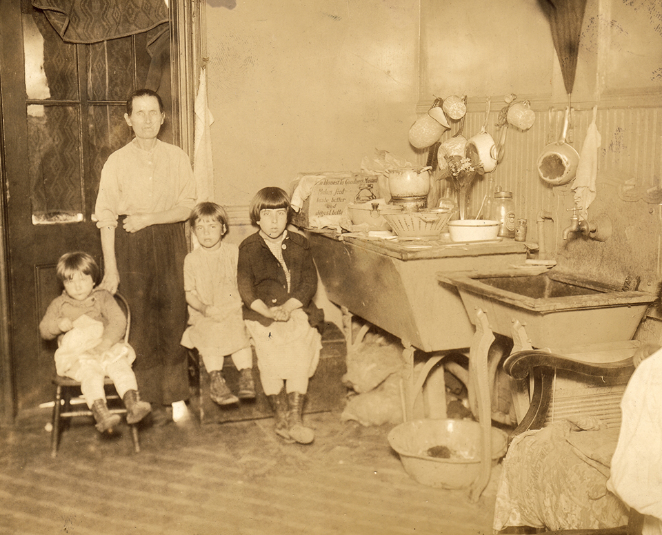 American Labor Mus_Mother and children in Botto House rsz.jpg