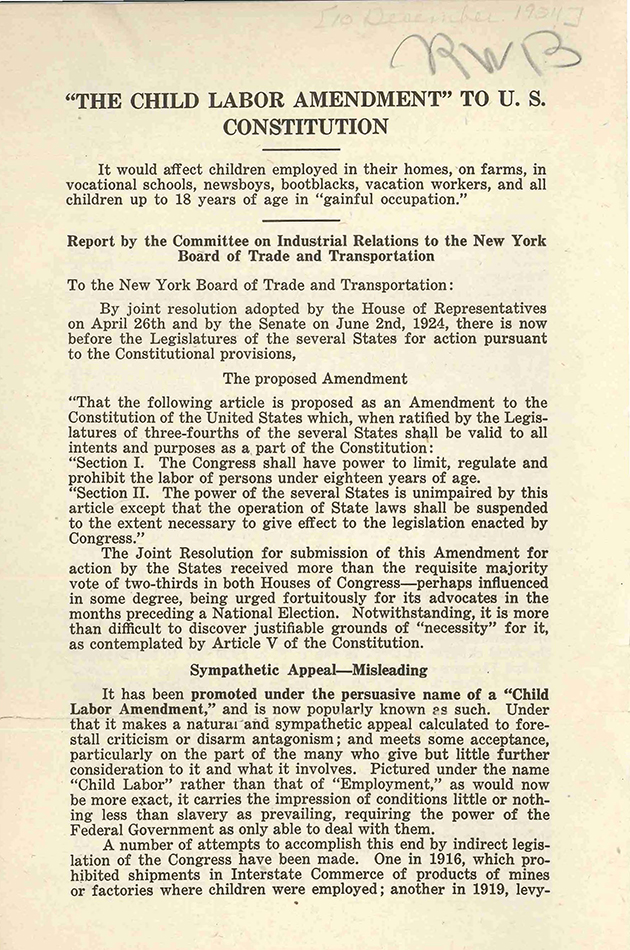 U Minnesota_SWHA_Sw0084 Kellogg B22 F197 Child Labor Amendment 1924 page 1 rsz.jpg