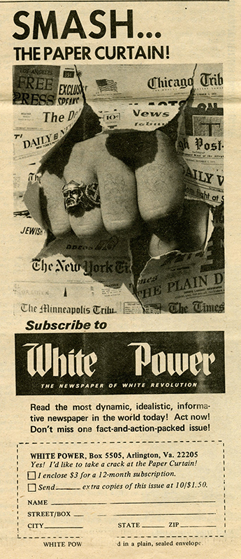 Beth Ahabah Museum_White Power Newspaper Feb 1972 p8 White Power ad rsz.jpg