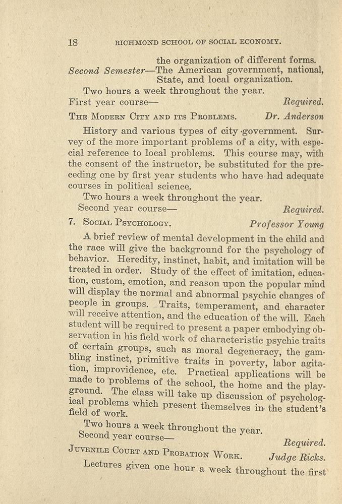 VCU_Richmond SSE First Annual Announcement 1917-18 course des p18 rsz.jpg