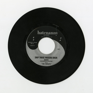 Hatenanny Records [American Nazi Party]