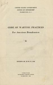 VCU_M172 B5 Radio Speech Material 1937_46 Code of Wartime Practices p1 rsz.jpg