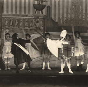 Anti-tuberculosis play at Lyric Theatre, 901 E. Broad Street, Richmond, Va.<br />