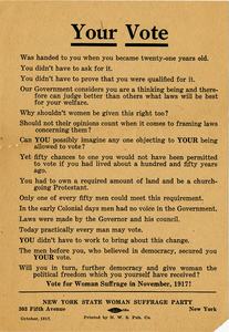 VCU_M71 Your Vote NY State Woman Suffrage Party handbill rsz.jpg