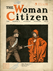 Woman Citizen, January 19, 1918