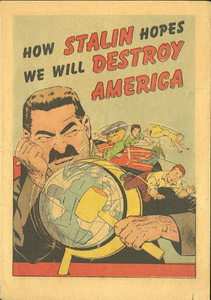 How Stalin Hopes We Will Destroy America