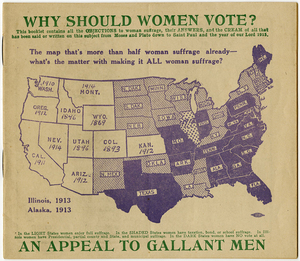 VCU_M 9 B50 Just Govt League of Md 1913-1921_Why Should Wmn Vote cover rsz.jpg