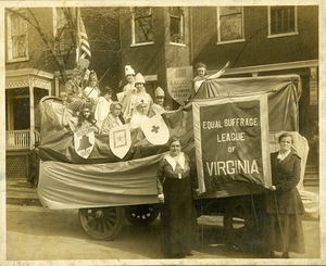 VCU M 9 Box 239 f 242 ESL of VA parade float 1918 rsz.jpg