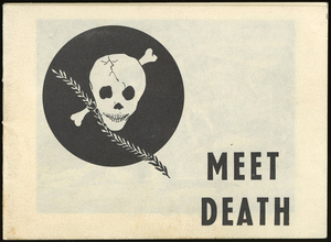 Meet Death [public safety pamphlet]