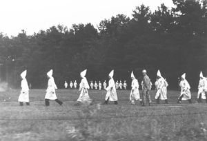 Ku Klux Klan Rally, Henrico County, Virginia
