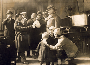 American Labor Mus_Cold hungry strikers Passaic 1926.jpg