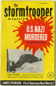 The Stormtrooper Magazine [American Nazi Party publication]