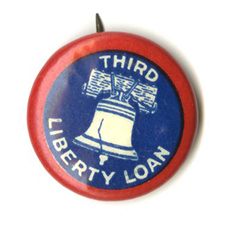 VCU M9 B233 Third Liberty loan pinback buttons rsz.jpg